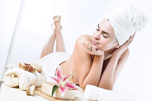 Tratamientos con oro, gemas y diamantes: Joyas sobre tu piel