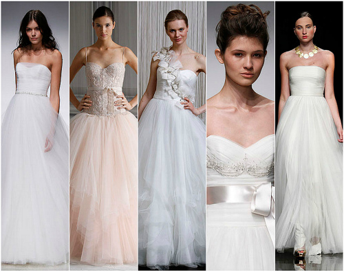 Tendencias 2012: Princesas de tul