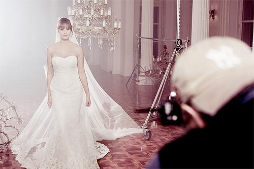 ¿Cómo será el vestido de novia de Jessica Bueno?