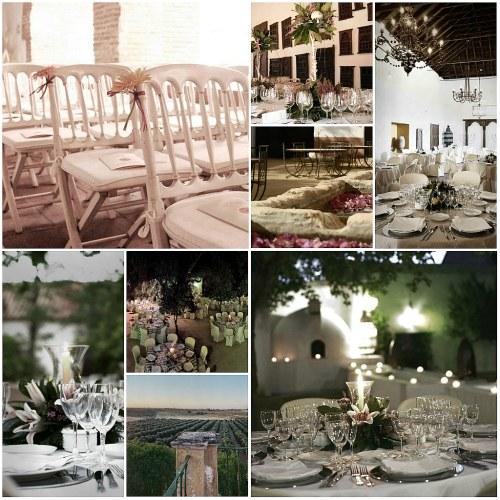 ¿Campo o ciudad? Te proponemos cuatro lugares únicos para celebrar tu boda