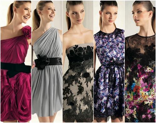 Vestidos de fiesta: Así es el adelanto de la colección Pronovias 2013