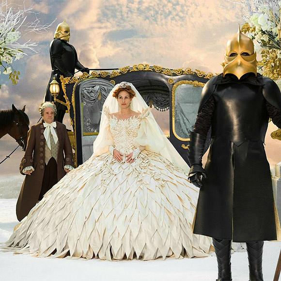 bodas de cine: espejito, espejito ¿quién es la novia más guapa?