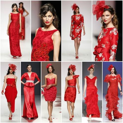 El deslumbrante 'look' en rojo de Catherine Middleton