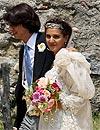La boda 'rural' de Margherita Missoni
