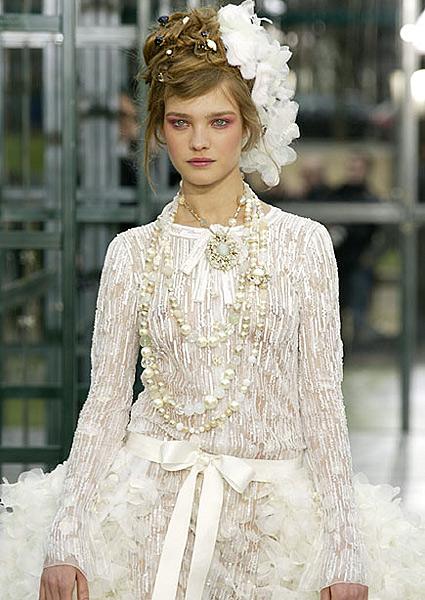 Vestidos de novia chanel 2019