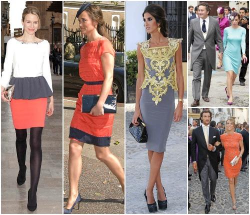 En imágenes: 10 de las invitadas más elegantes de la temporada