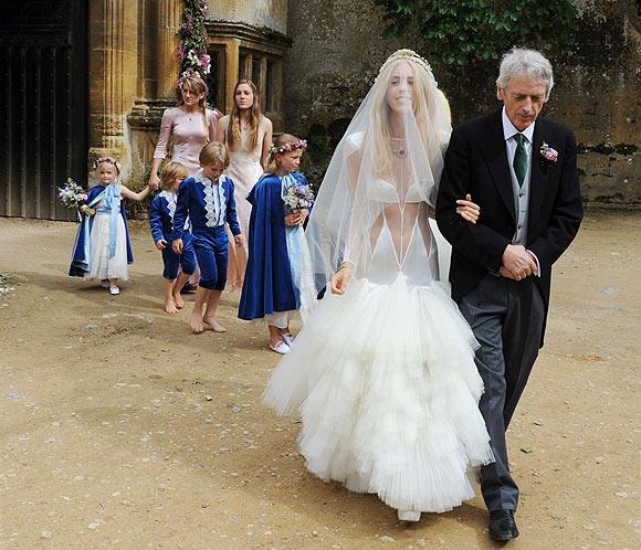 Si Lady GaGa pasase por el altar