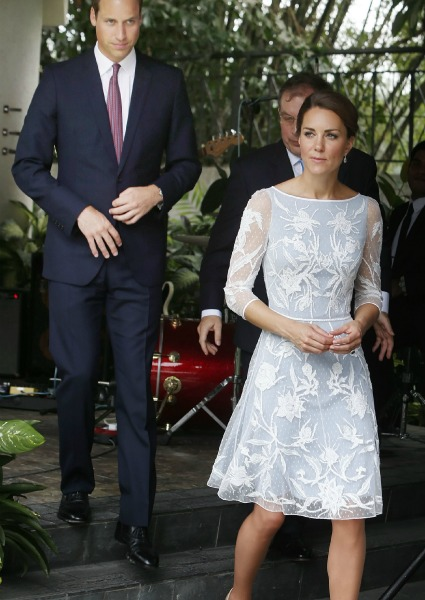 Un 'look' diez para la Duquesa de Cambridge