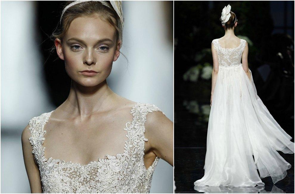 tendencias 2013: vestidos con la espalda al descubierto