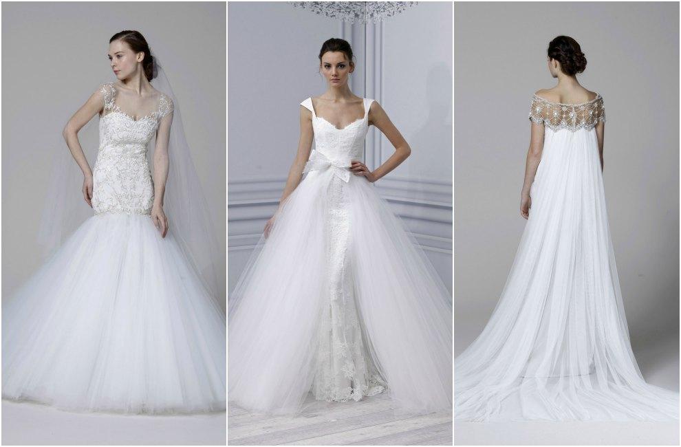 como hacer faldas de novia
