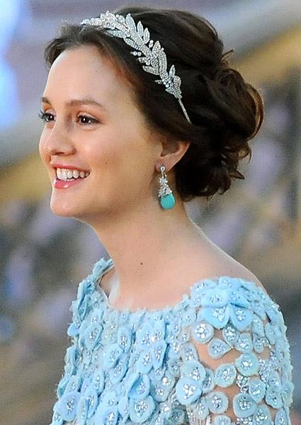 ¿Es éste el vestido de novia de Blair Waldorf?
