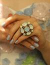 Siete manicuras originales para novia