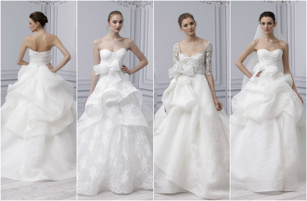 Tendencias 2013: Vestidas como una princesa