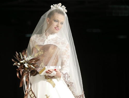 Un vestido muy dulce para Grace Kelly