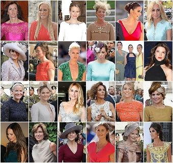 VOTACIÓN: Las invitadas más elegantes del año
