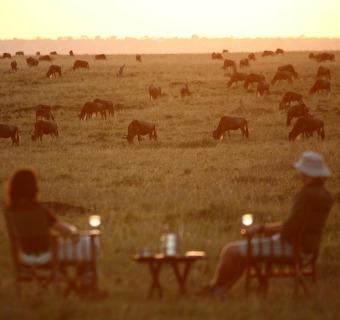 Cinco pistas románticas para descubrir Kenia en pareja