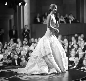 Las 'novias' de los Oscar