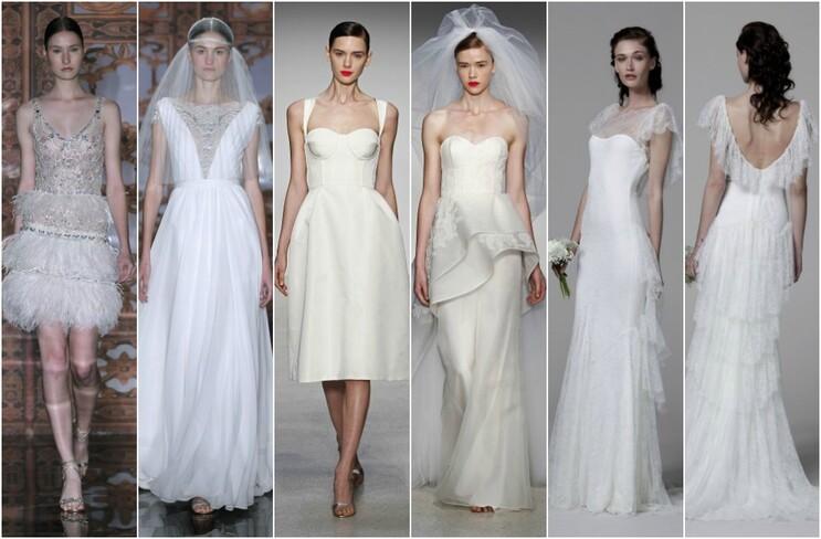 materiales superiores elige auténtico numerosos en variedad Los 30 vestidos de novia más bonitos de Nueva York