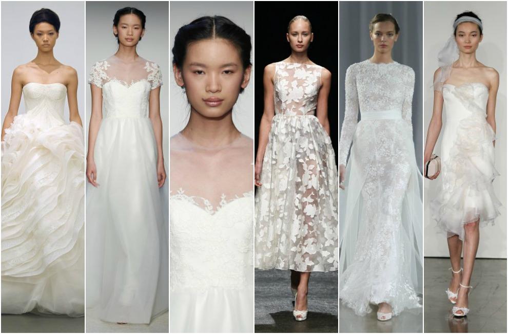 30 vestidos de novia más bonitos de Nueva York