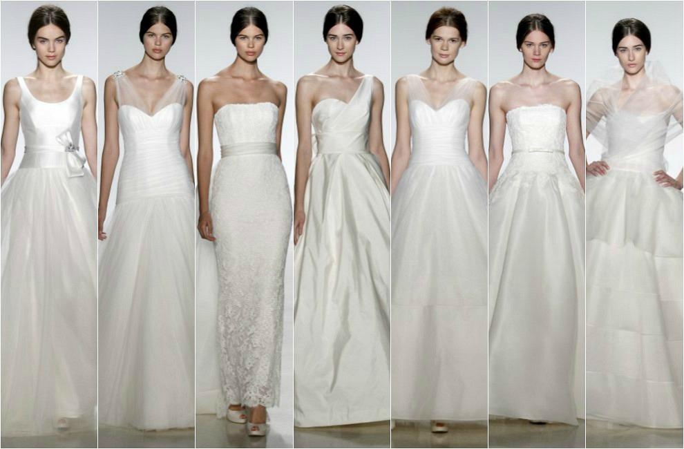 New York Bridal Week 2014: Carolina Herrera y Reem Acra deslumbran ...