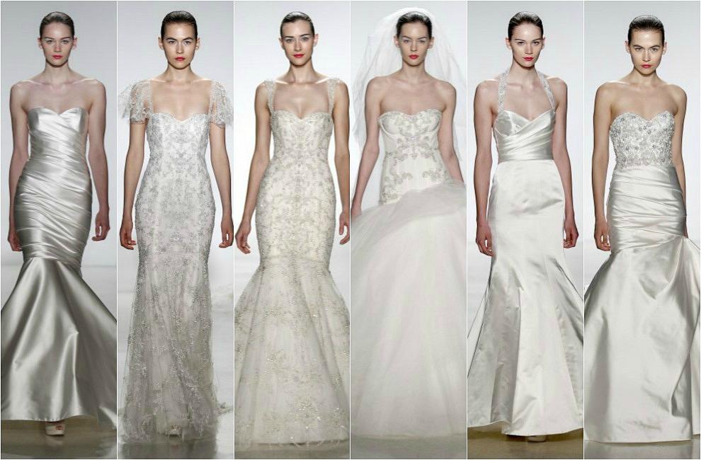 New York Bridal Week 2014 Carolina Herrera Y Reem Acra