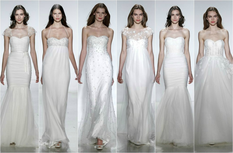 New York Bridal Week 2014: Las espectaculares colecciones de Oscar ...