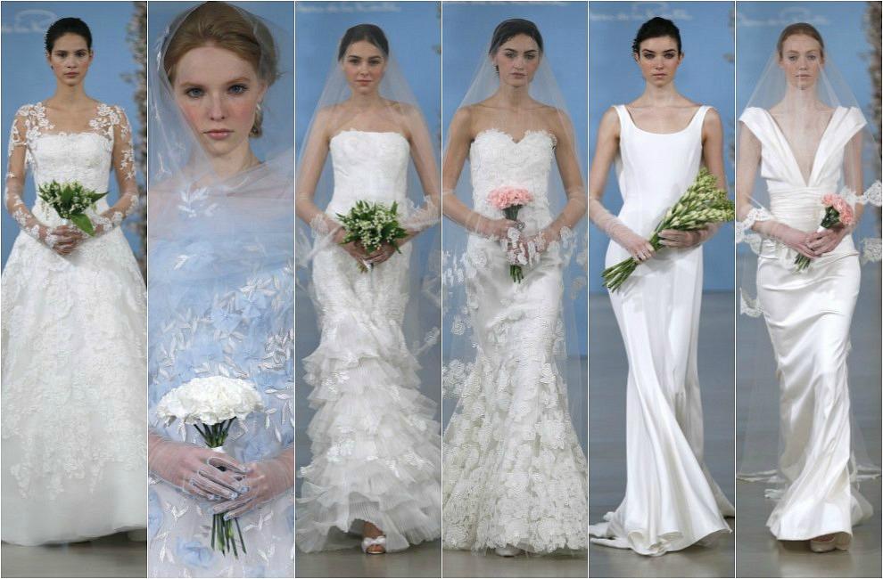 new york bridal week 2014 las espectaculares colecciones