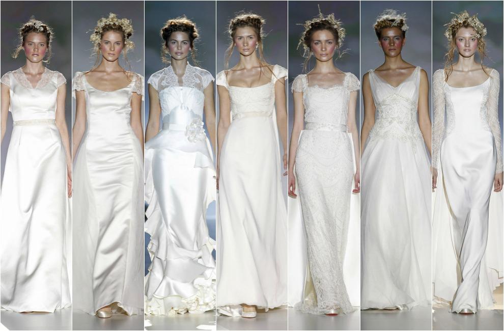 vestido de novia estilo ninfa – vestidos largos