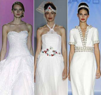 Barcelona Bridal Week 2014: Hannibal Laguna, Patricia Avendaño y Raimon Bundó