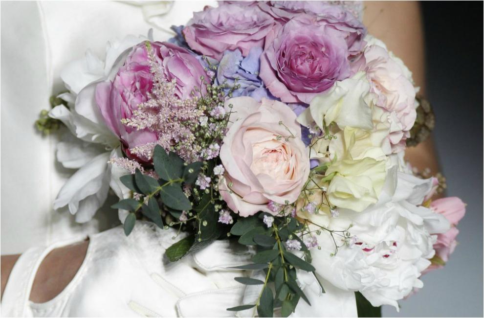 los ramos de novia m s bonitos de las pasarelas nupciales On ramos bonitos