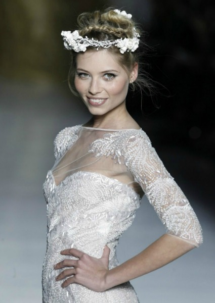 Diccionario de escotes para novias