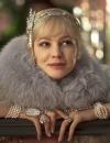 Una diadema de novia al estilo 'El gran Gatsby'