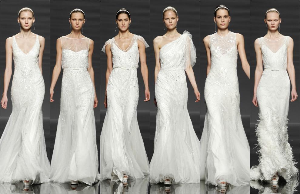 Maravilloso vestidos de novia, vestidos de fiesta moda