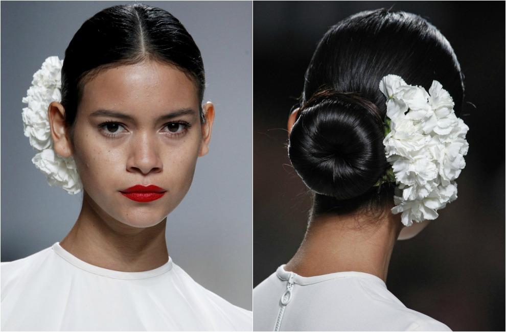 peinados de novia para el ao que viene