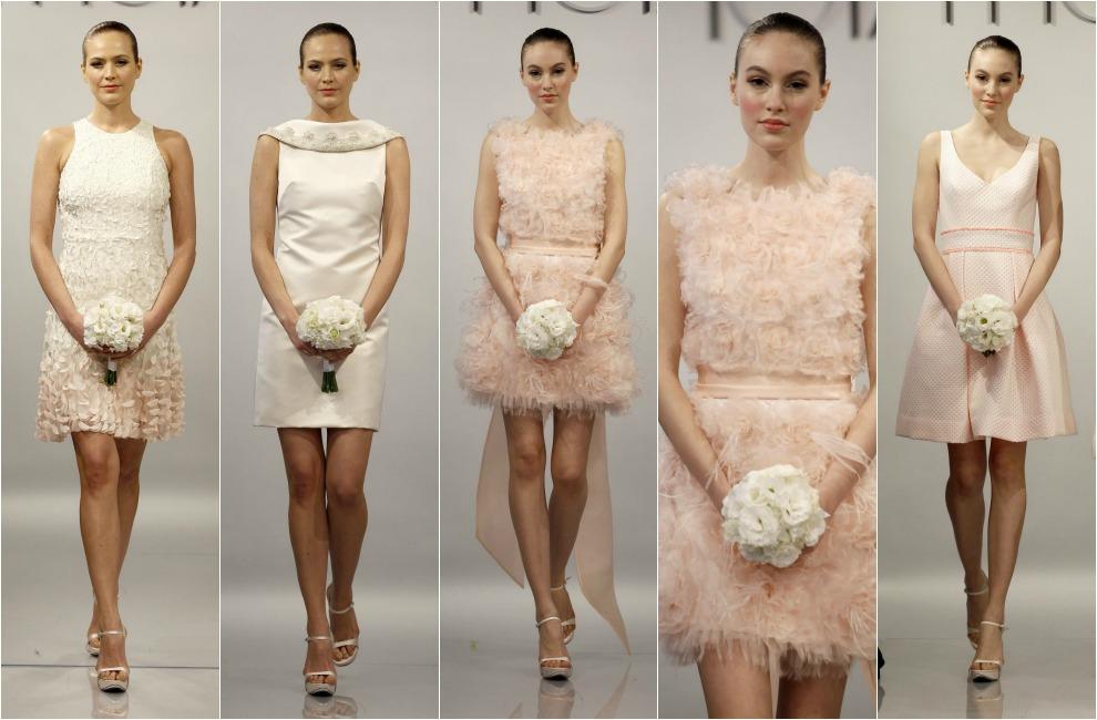 Vestidos Novias 2014 2014 Con Vestidos Cóctel