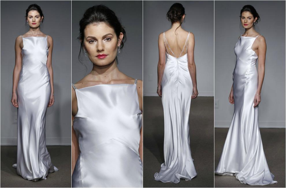 Tendencias 2014  Vestidos de noche para novia 7fa2e7c3472b