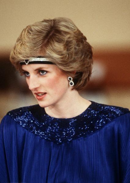 Los vestidos m s ic nicos de diana de gales - Diana de colores ...