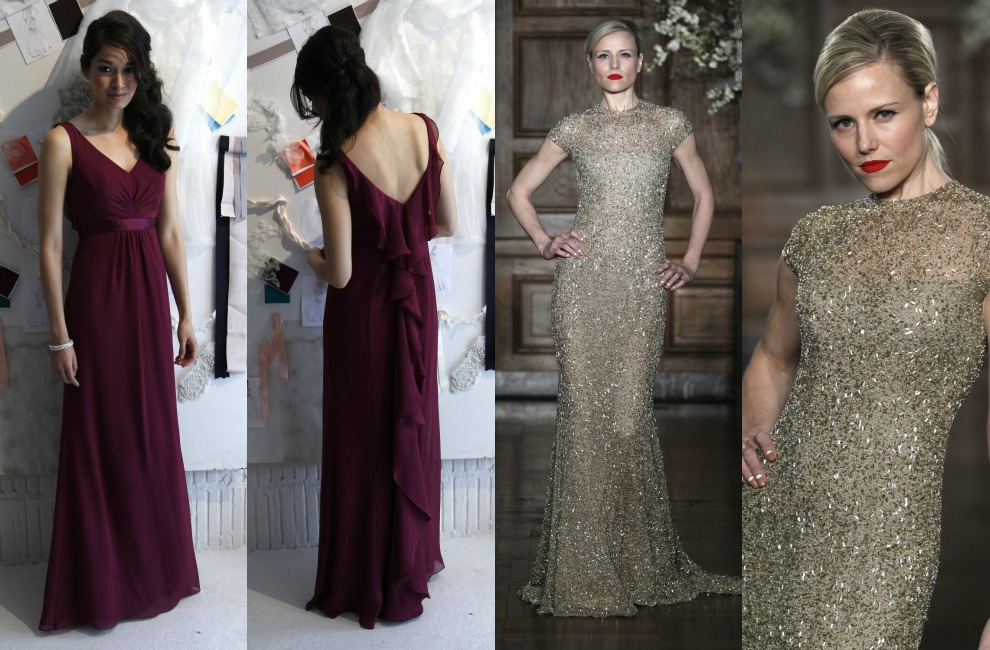 Tendencias 2014 Damas De Honor O Bridesmaids