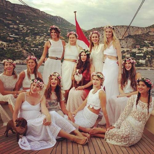 El 'wedding-chic' de la Boda Real de Mónaco
