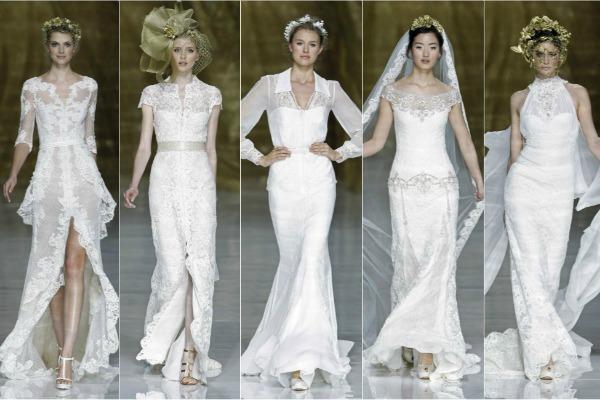 La 'top' Maryna Linchuk se viste de novia