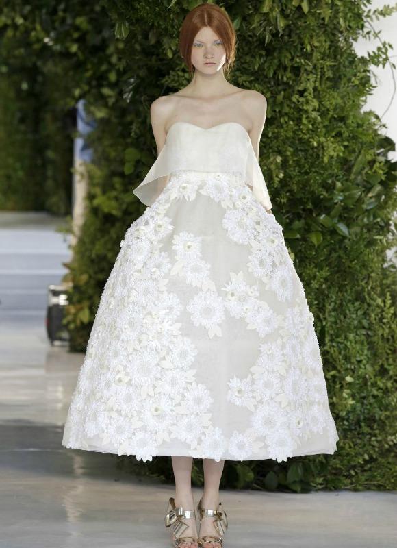 Josep Font debuta con una primera colección de novia al frente de DelPozo
