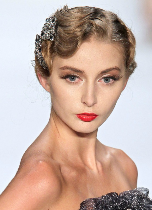 Tendencias en peinados de novia 2014 - Peinados de novia actuales ...