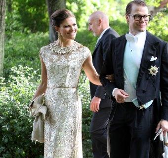 Victoria de Suecia, la invitada más elegante del año