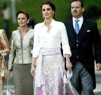 Camisa y maxifalda, la tendencia más 'chic' de las novias de 2014
