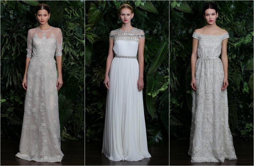 Dieciséis vestidos de novia para Tatiana Santo Domingo