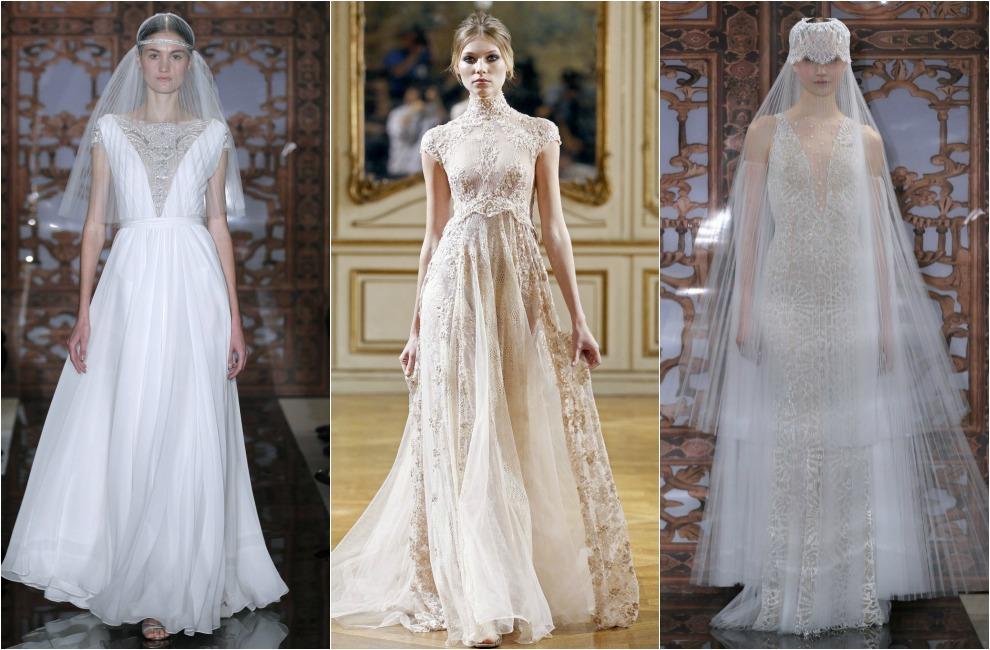 vestidos de novia para Tatiana Santo Domingo