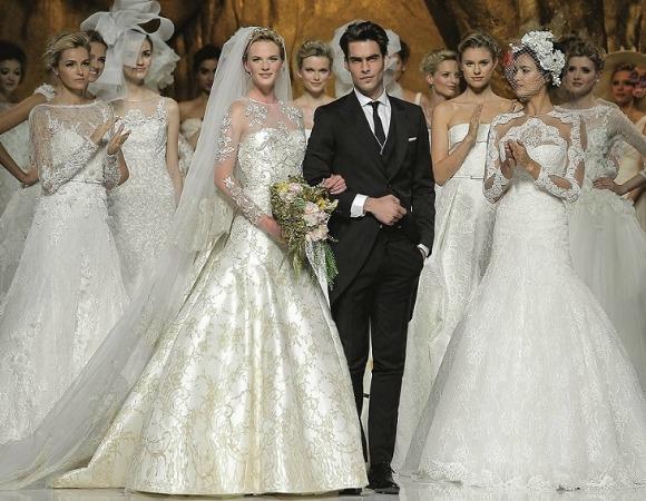 Vestidos de novia para 50 aniversario