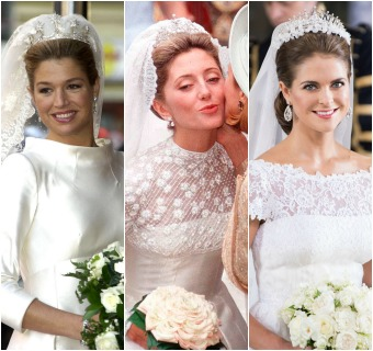 Las otras novias 'Reales' de Valentino