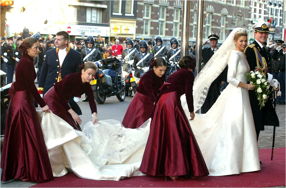 Las otras novias \'Reales\' de Valentino