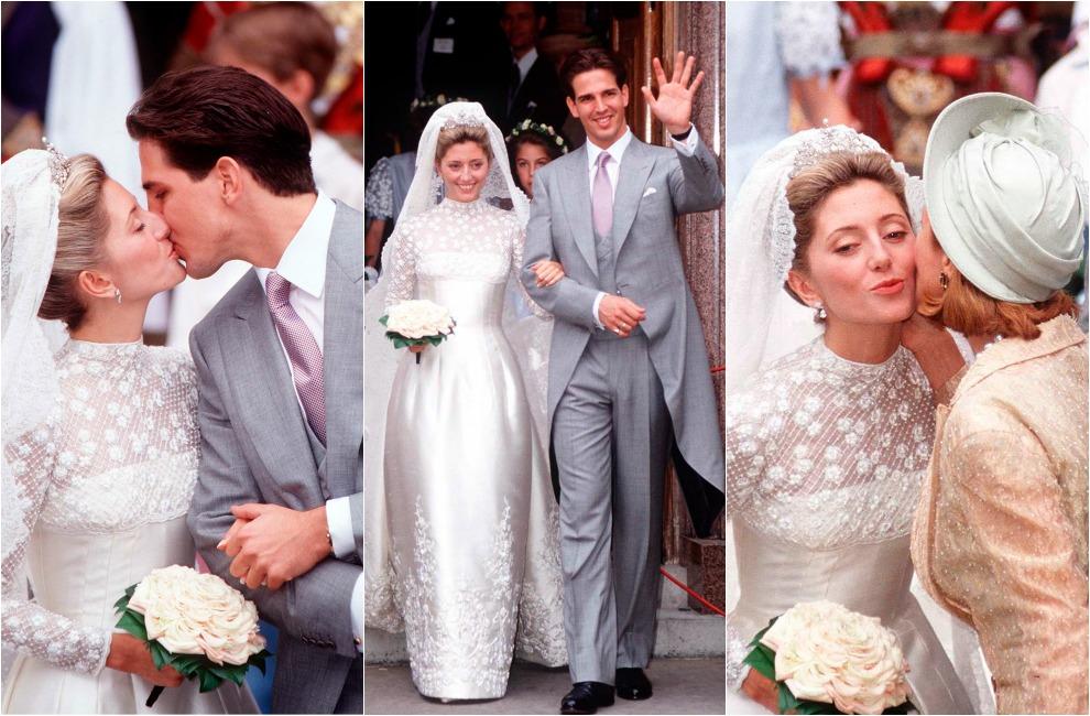 Valentino garavani vestidos de novia